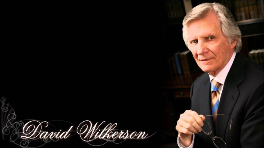David Wilkerson a hit mozgást.