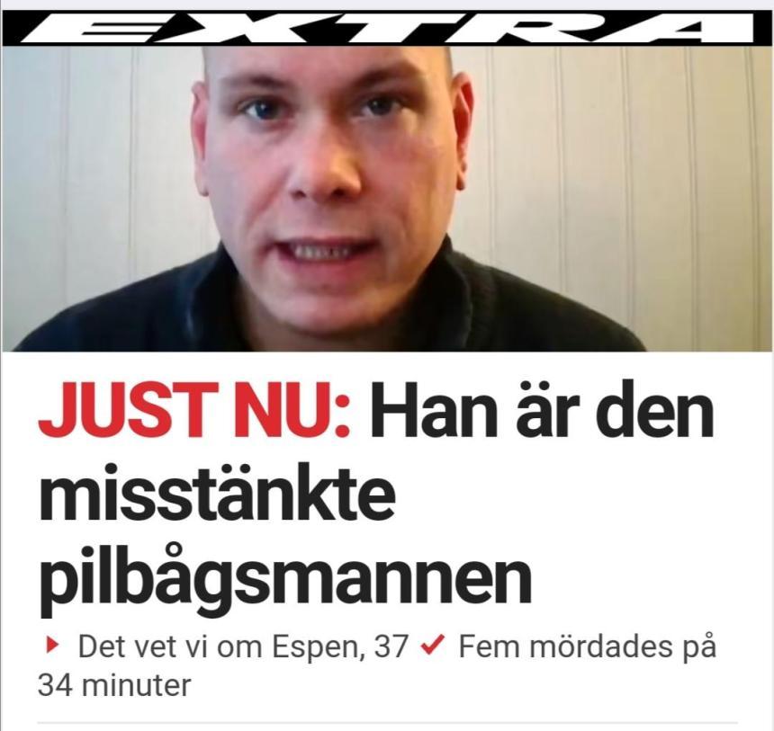 Espen Andersen Bråthen är pilbågsmannen