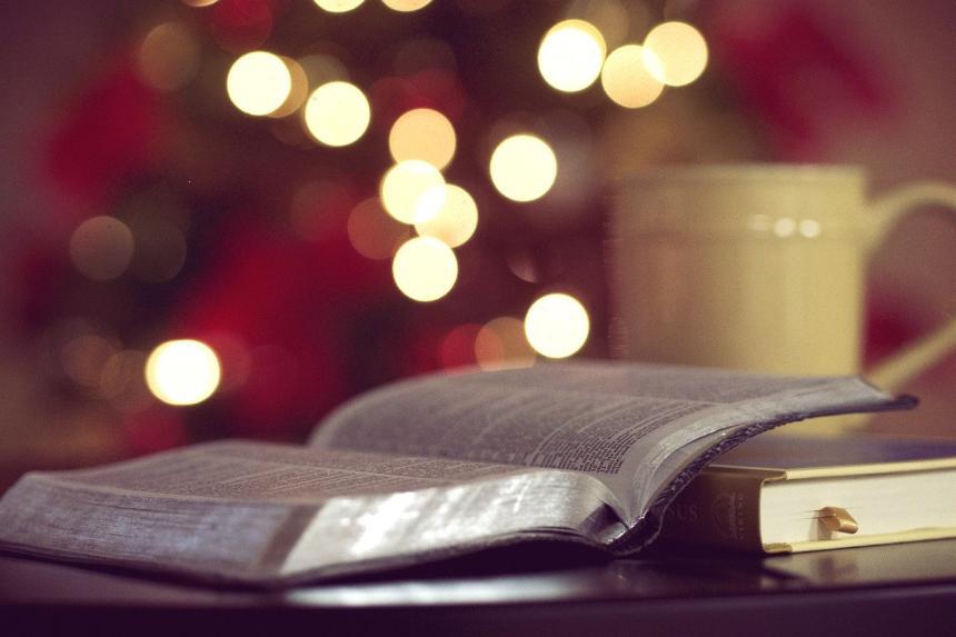 Bibeln är Guds ord.