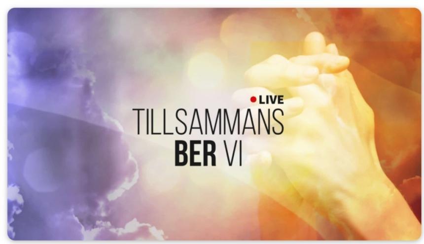 Tillsammans ber vi på Himlen tv7.