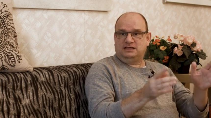 Christer Åberg - Genom allt.