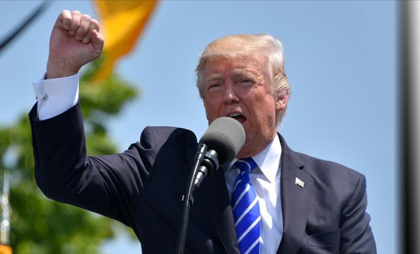 Är Donald Trump antikrist?