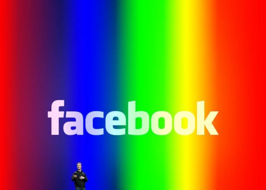 Facebook förbjuder inlägg om konverteringsterapi mot homosexualitet.