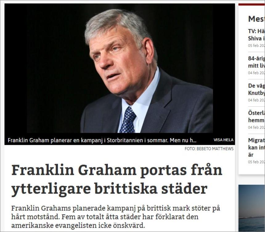 Franklin Graham.