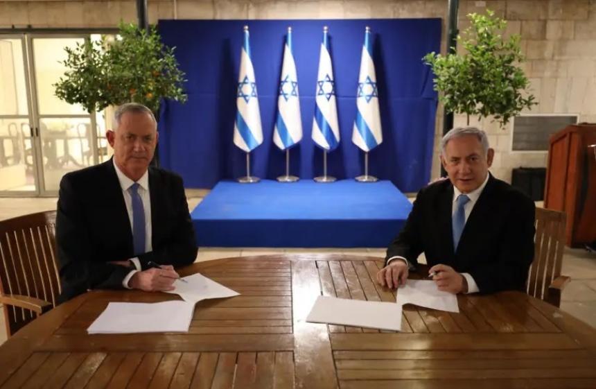 Netanyahu och Gantz överens om regering – ett profetiskt uppfyllande?