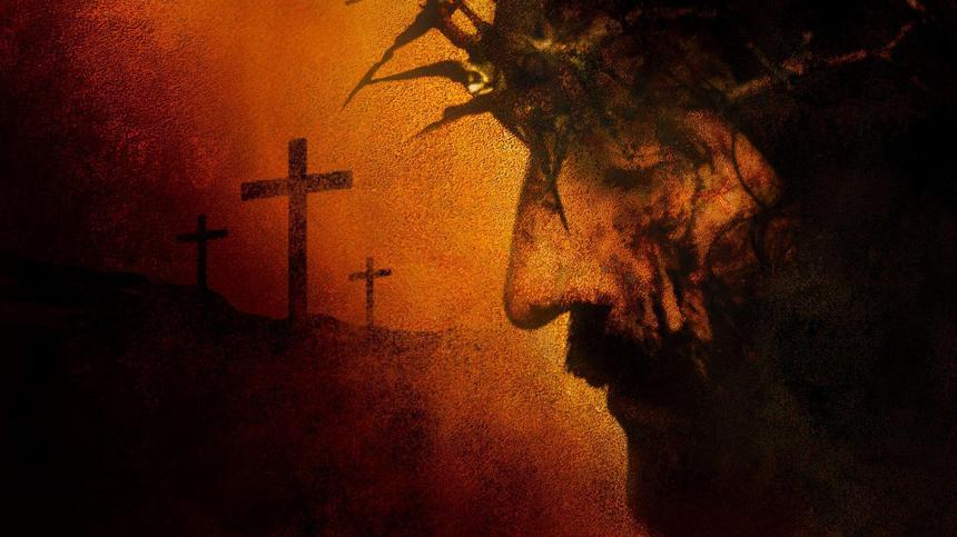 Kors och Jesus.