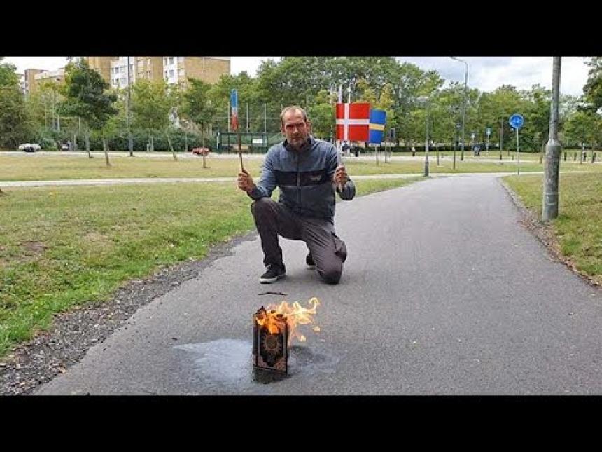 Islam visar sitt ansikte i Malmö.