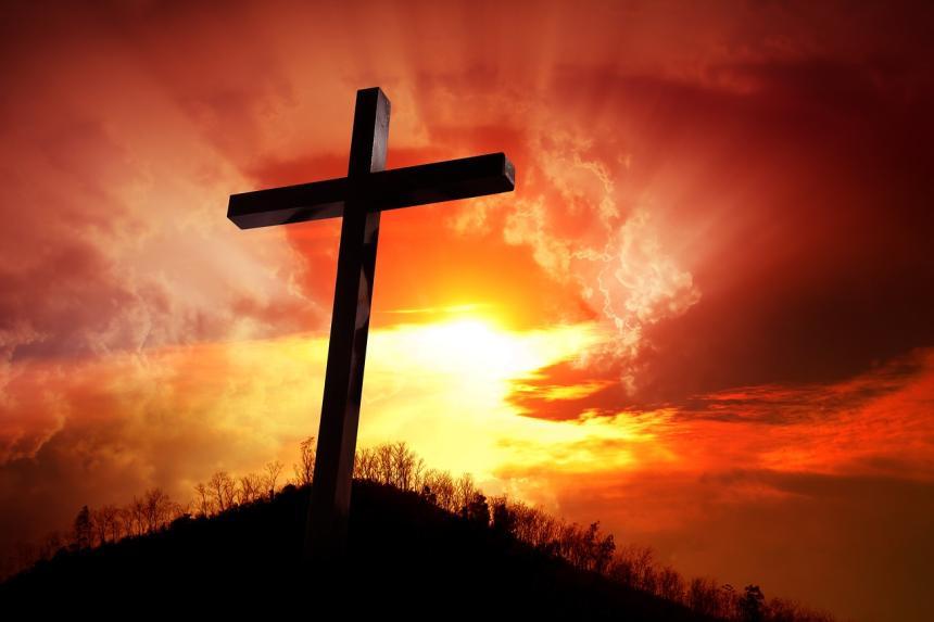 صلیب.