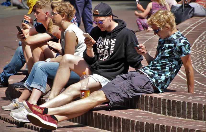Drogue numérique mobile - délibérément rendue addictive