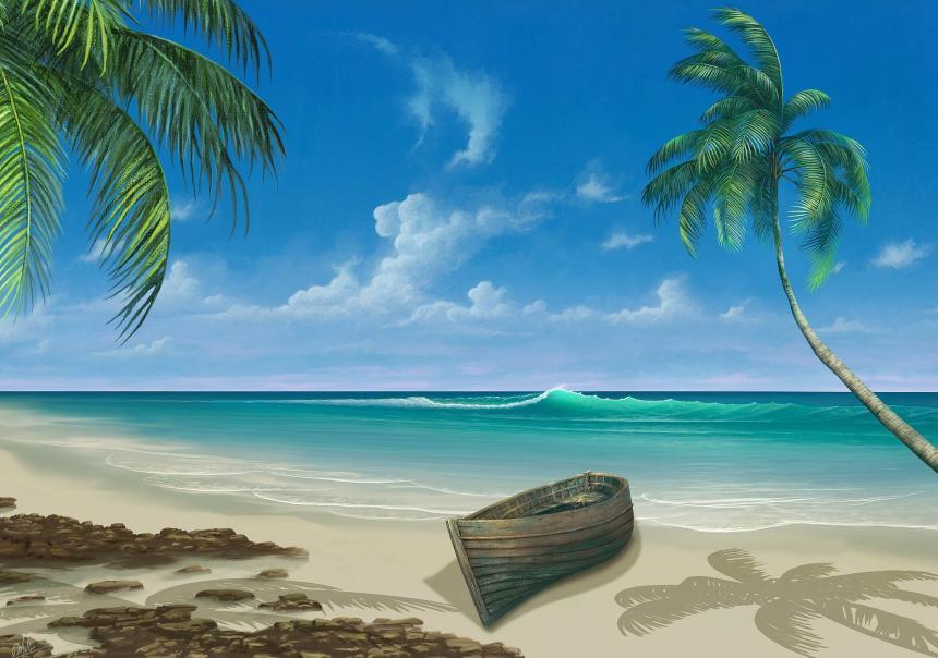 Varenda levande person bär en längtan efter paradiset i sitt hjärta.