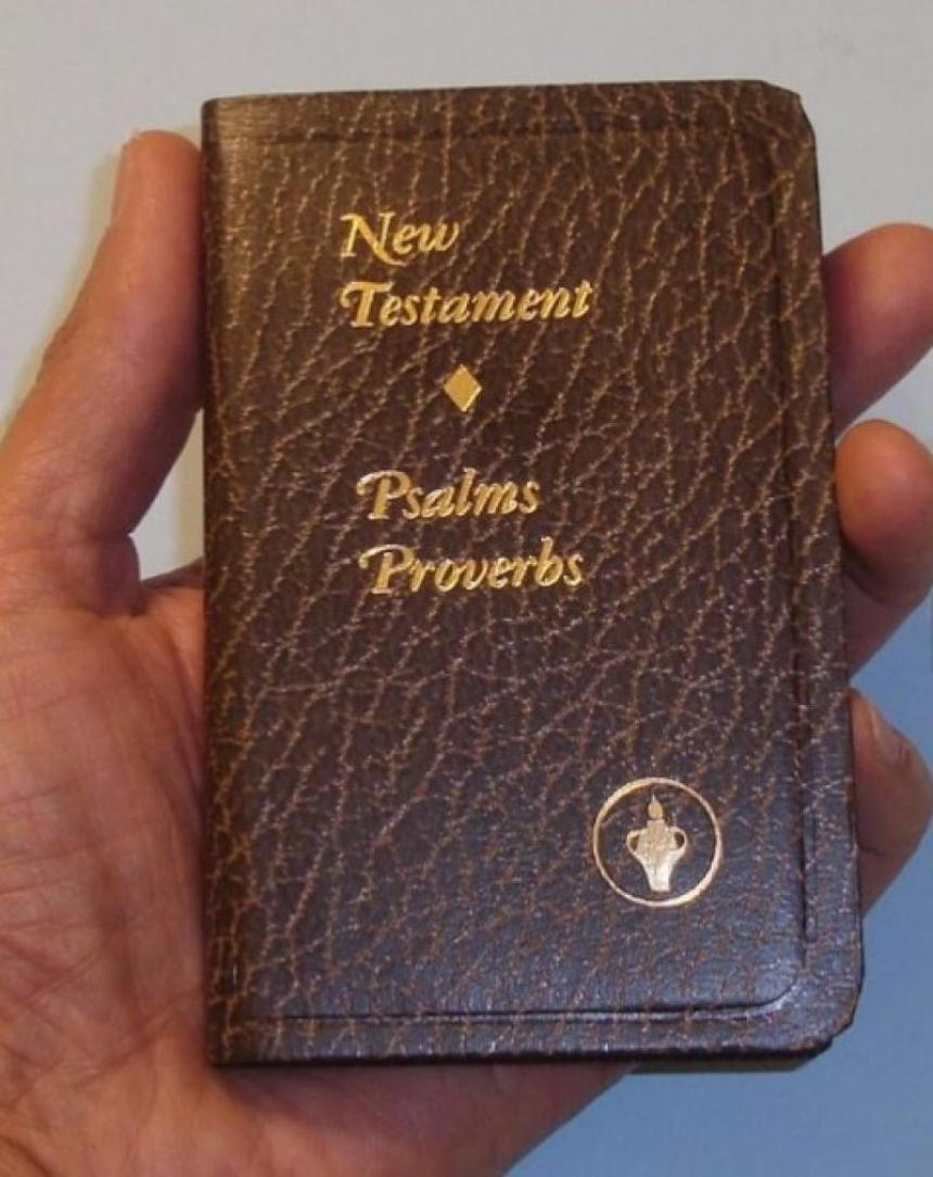 Pocketbibel.