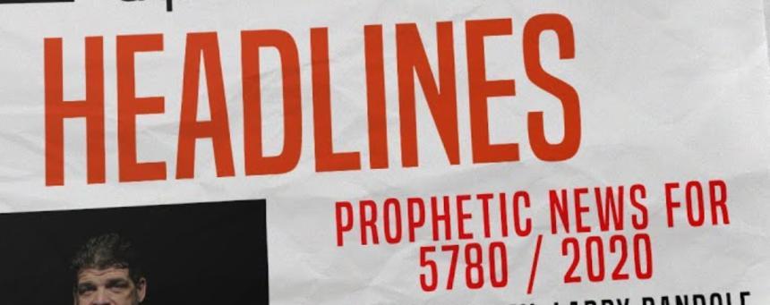 Profetiska nyheter – September 2020.