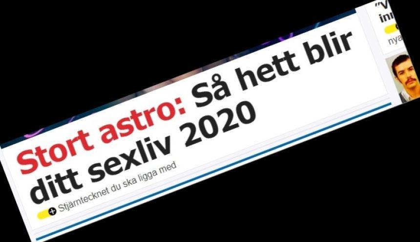 Astro sex.