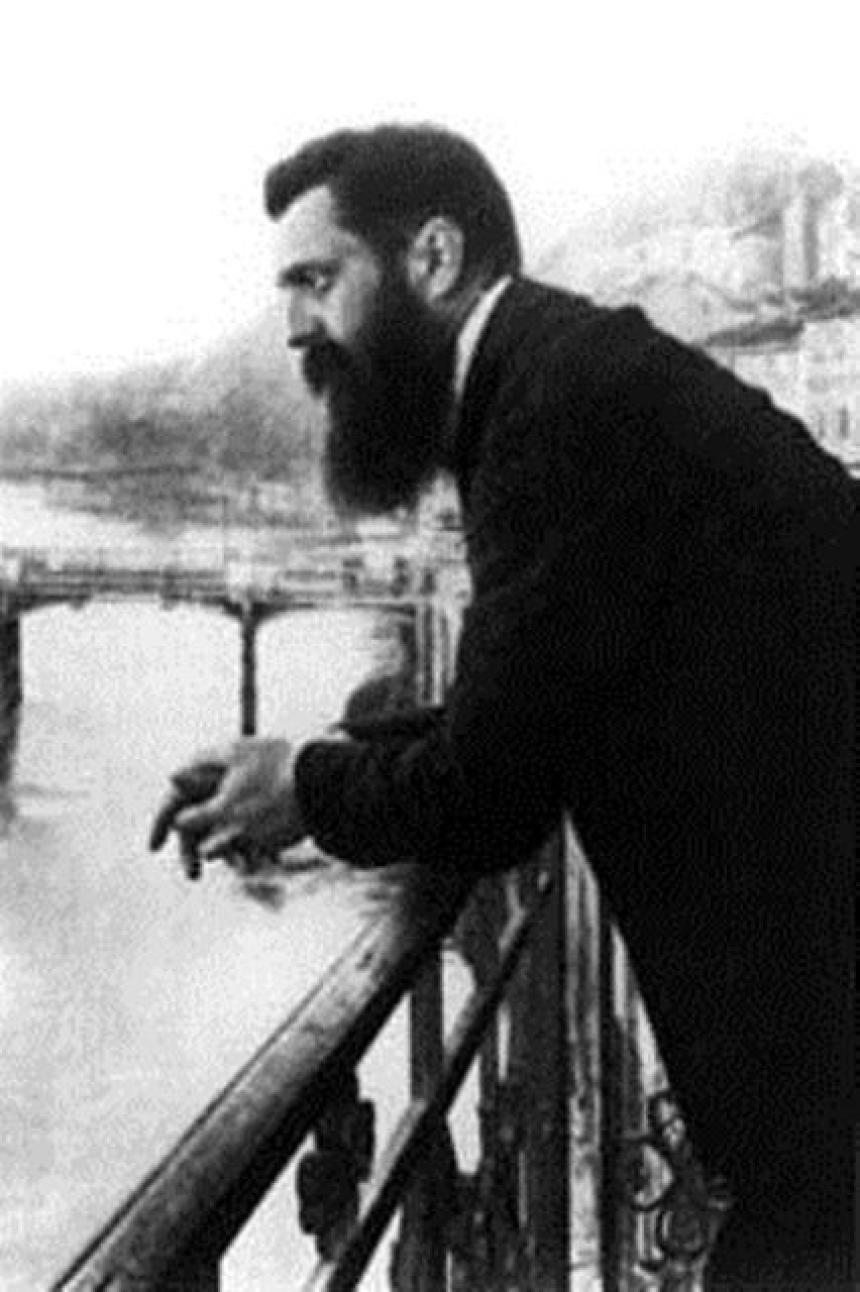 Theodor Herzel.
